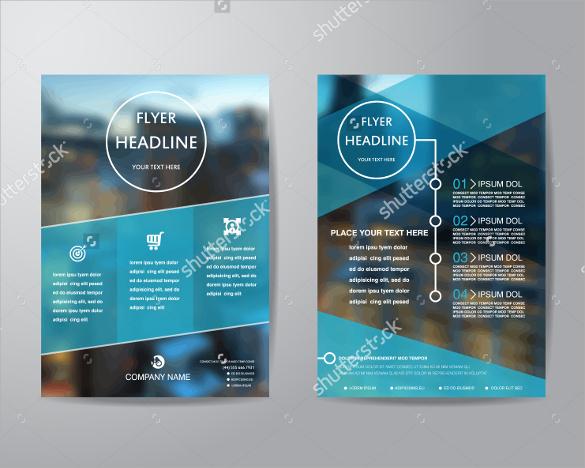 Wonderful Business Brochure Templates I9dz5nur