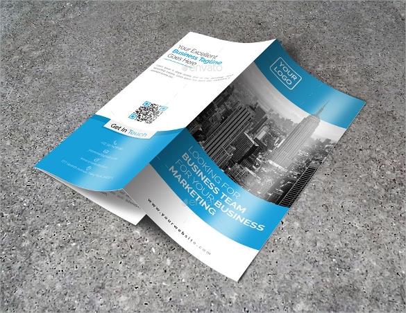 corporate tri fold brochure download
