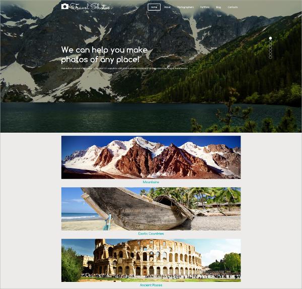Artists Portfolio Joomla Themes   Templates Free   Premium Templates RwOE8UwX