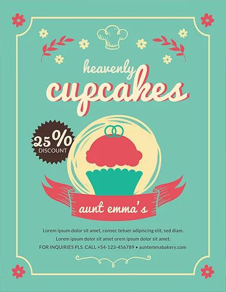 free 21  bake sale flyers templates in ai