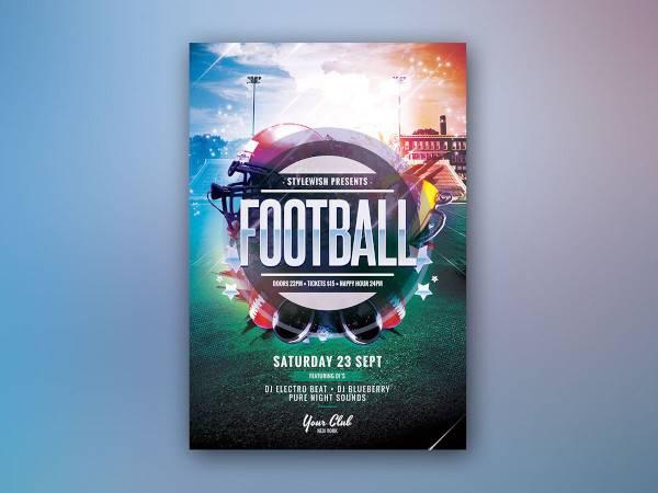 football flyer template1