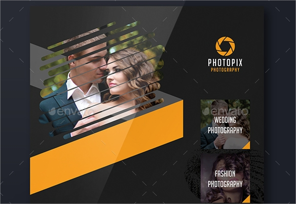 photography flyer photoshop psd format download