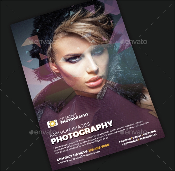 photography flyer free download