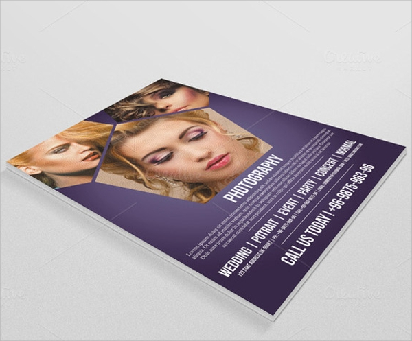 remarkable photography flyer download