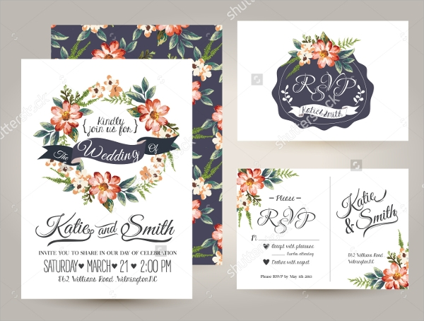 22+ Wedding Flyer Templates | Sample Templates