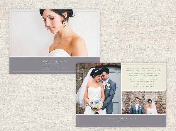 marvelous wedding flyer template download
