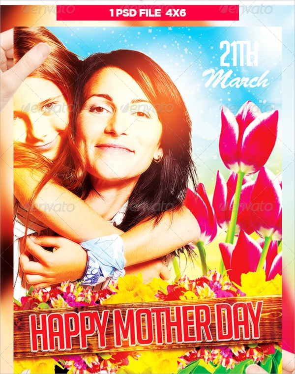 pdf mothers day flyer