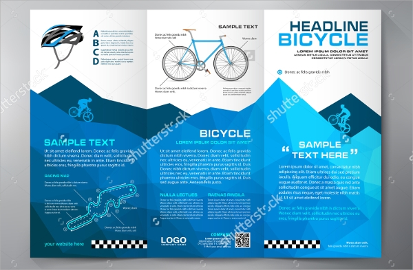 Sales Brochures PSD Vector EPS - Sales brochure templates