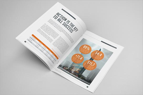 gorgeous sales brochure templates download
