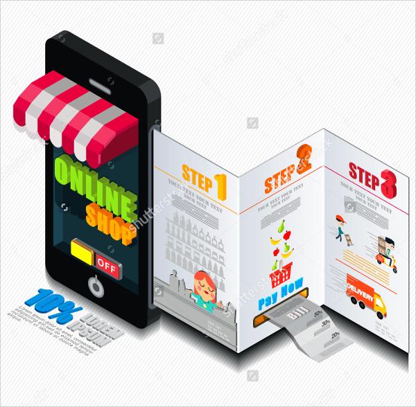 marvelous sales brochure templates download