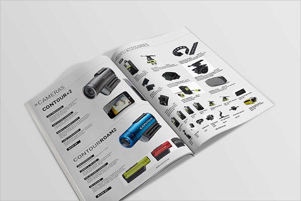 contour sales brochure templates download