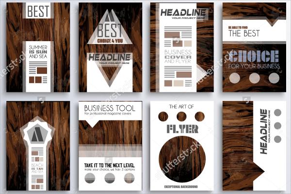 best sales brochure templates download
