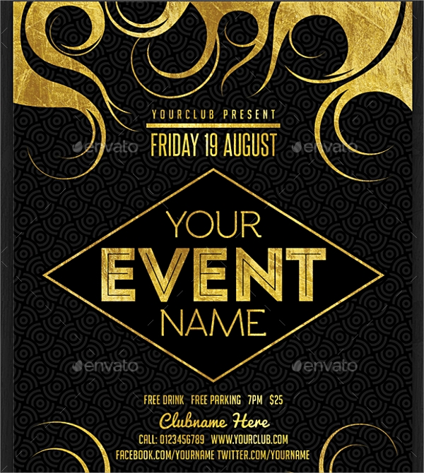 Event flyer template 21 download in vector eps psd event flyer template jpg image download pronofoot35fo Image collections