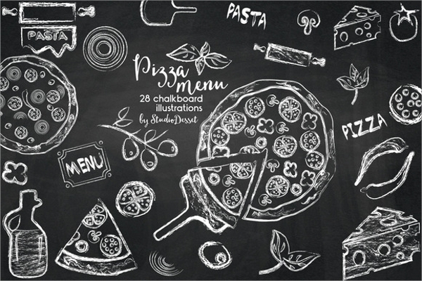 21  sample pizza menu templates