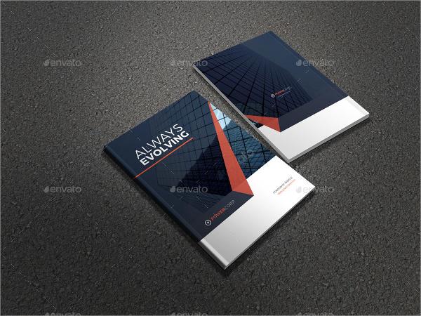 business brochure company profile