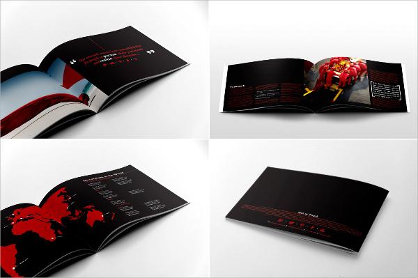 fabulous business brochure template