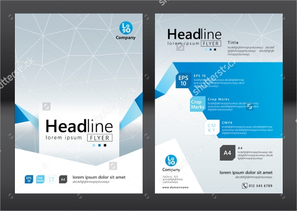 fantastic business brochure