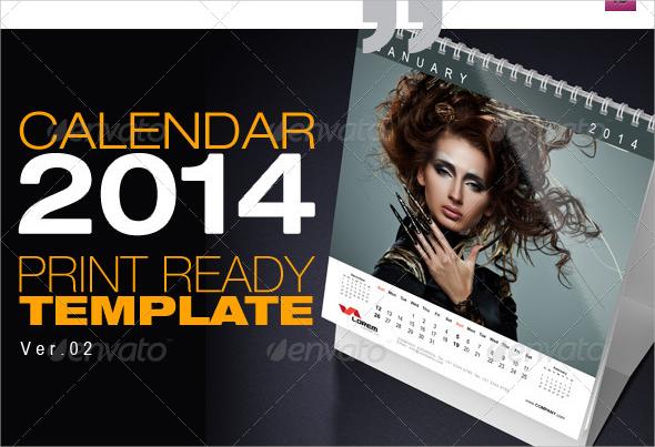 indesign calendar psd