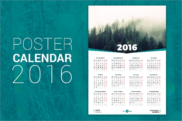 Calendar Template - 39+ Download Documents In Word, Excel, Pdf, Psd
