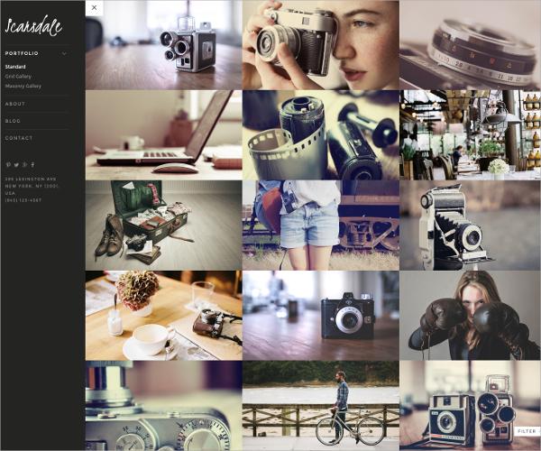 30  Photography Joomla Themes   Templates 2016 Sample Templates wFnuL0U9