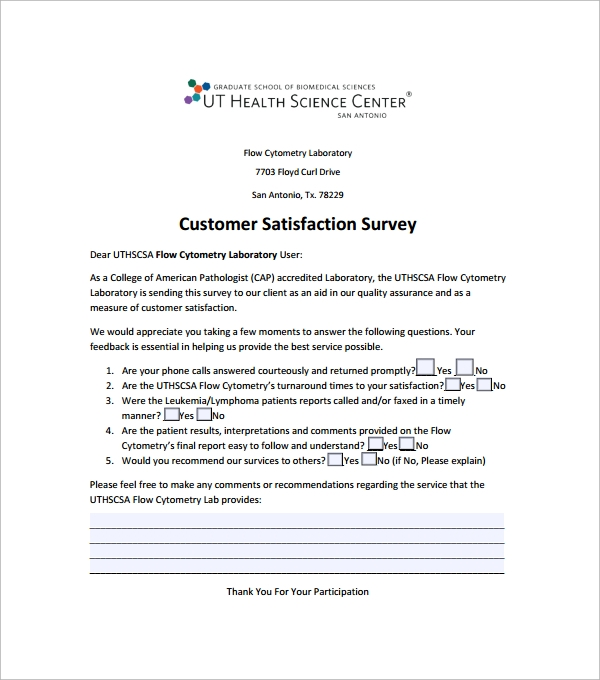 ms word survey templates | goseqh.tk