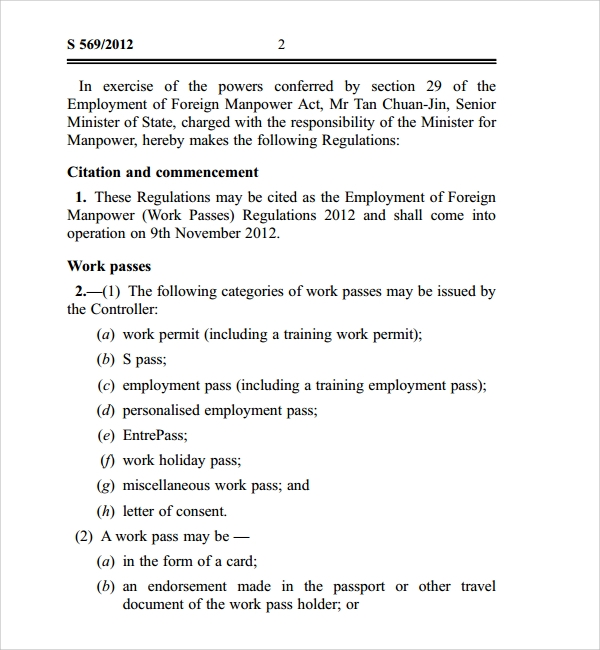 Employer Salary Proposal Template  Employment Proposal Templates