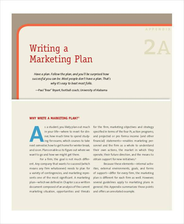 marketing product plan template1