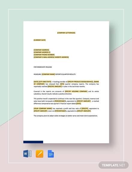 press release company