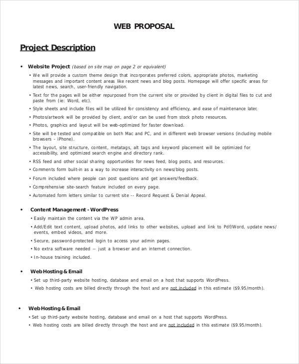 web design proposal template1
