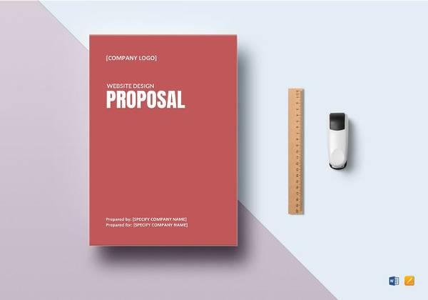 website design proposal template1