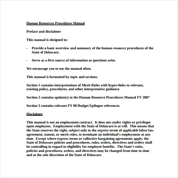 hrm593 employment policy manual guidelines Vanderbilt university human resources policies and procedures subject: performance accountability and commitment effective date: generally, vanderbilt will provide an opportunity for the employee to make and sustain the necessary improvement.