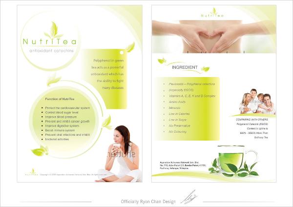 psd format healthcare brochure1