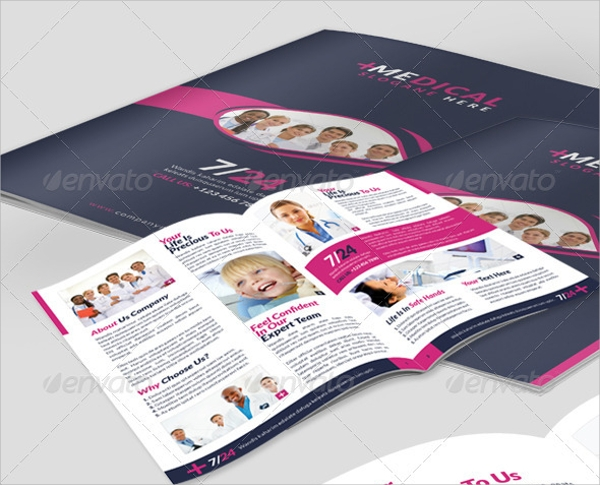 healthcare business brochure