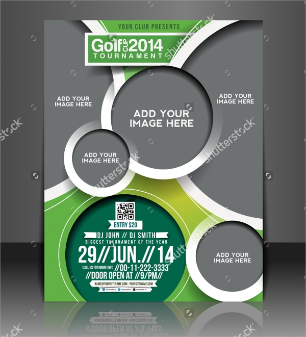 golf tournament program template golf tournament brochure 20 download in vector eps psd