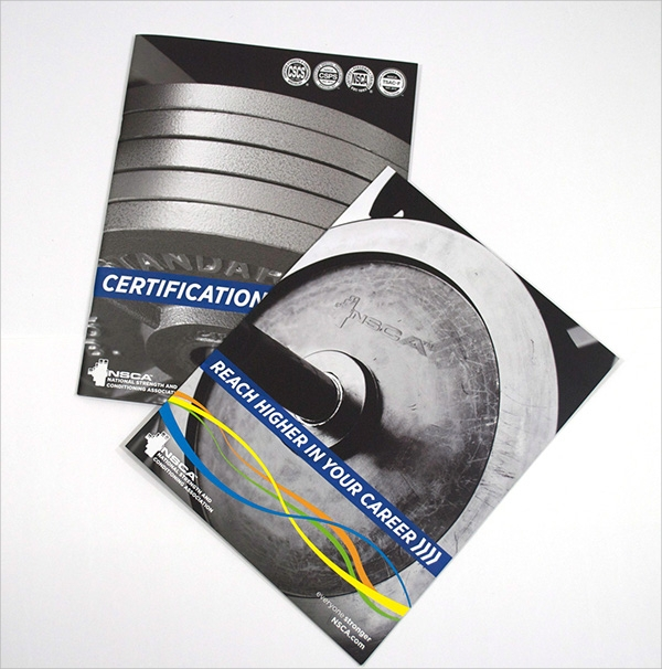 marketing collateral brochures