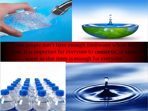 Sample Water Powerpoint Template   Free Documents Download In Ppt