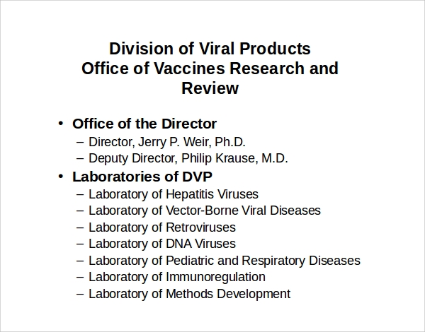 office of vaccines research