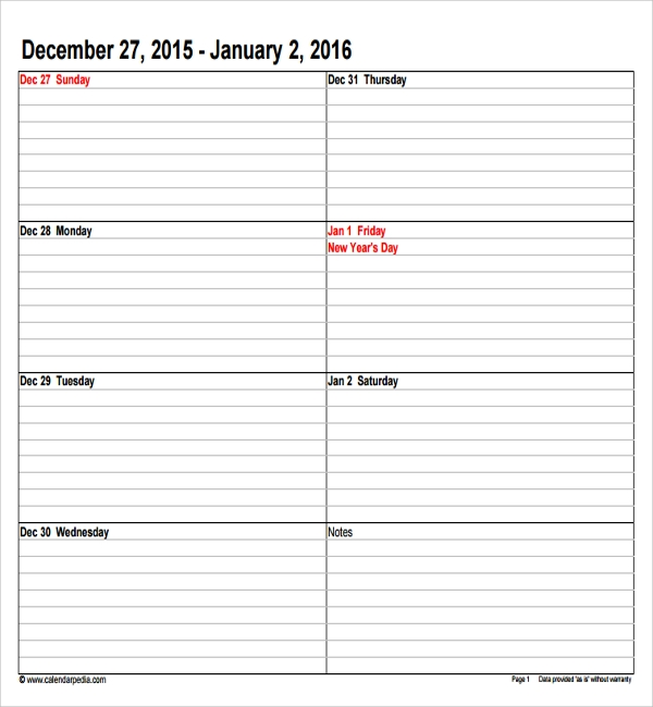 Daily Note Template. Log Template Excel - Bricolagemagazine Com
