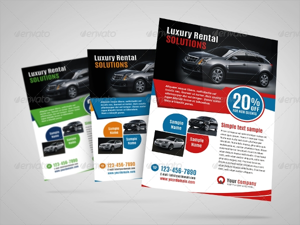 Car For Sale Flyer Template 13 Download In Vector EPS PSD – Car for Sale Flyer Template