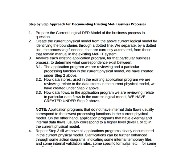 Sample Business Manual Template 6 Free Documents in PDF – Business Manual Template
