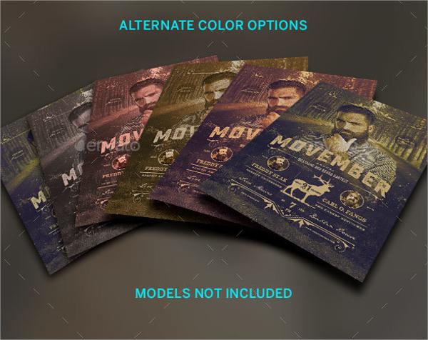 benefit awarness flyer template