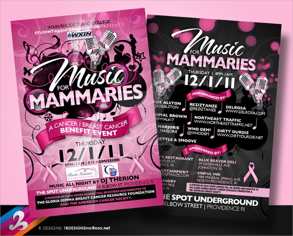 20 benefit flyer templates sample templates