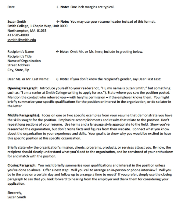 Academic Cover Letter. Free Librarian Cover Letters Example Of Cover ...