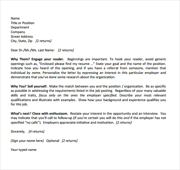 camp counselor cover letter example - Sample Cover Letter For Counselor