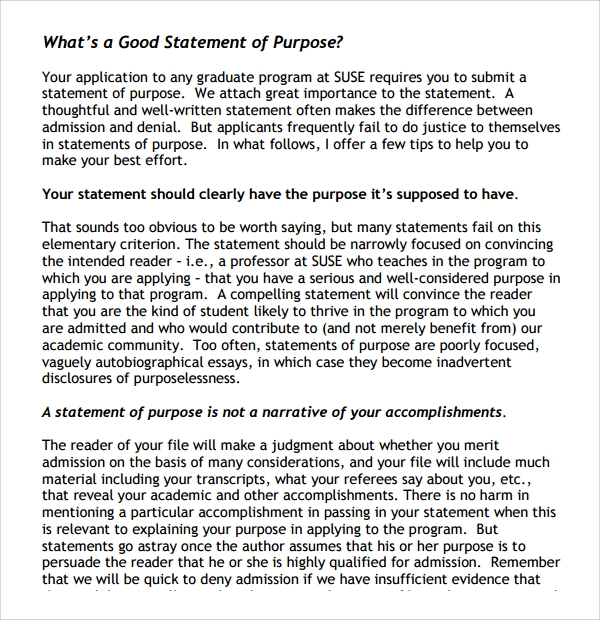 purpose statement template%ef%bb%bf