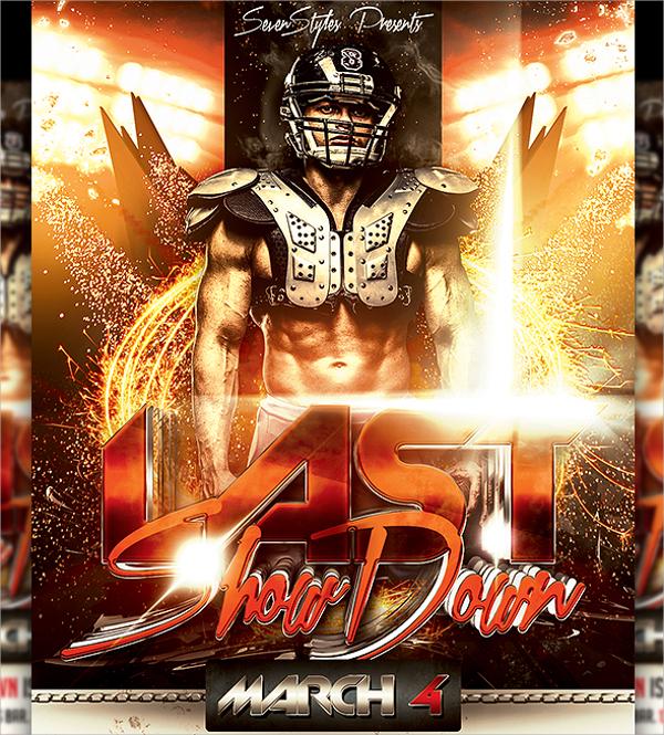 showdown flyer download