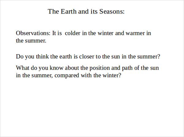 winter season powerpoint ppt