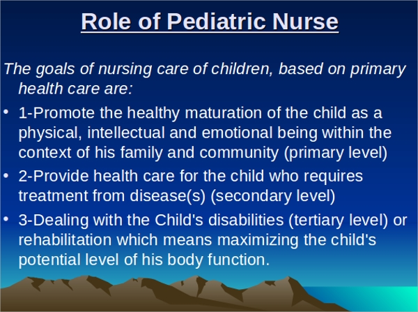 Sample Nursing Powerpoint Template   Free Documents In Ppt