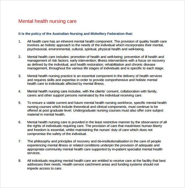 GP mental health treatment plan sample template - Better Access program