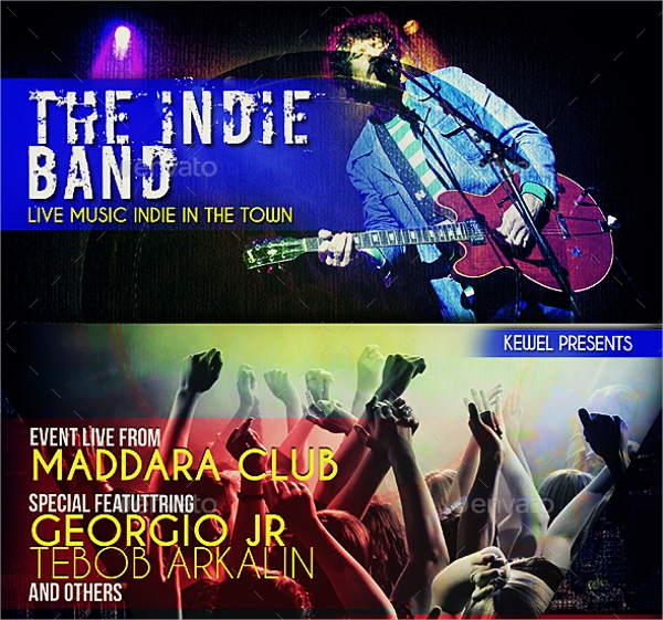 Band Flyer Template   Download In Vector Eps Psd